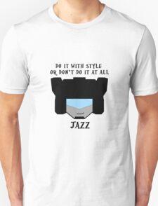 Autobot Jazz Unisex T-Shirt