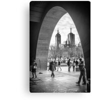 The Arch - National Gallery of Victoria, Melbourne Canvas Print