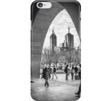 The Arch - National Gallery of Victoria, Melbourne iPhone Case/Skin