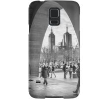 The Arch - National Gallery of Victoria, Melbourne Samsung Galaxy Case/Skin
