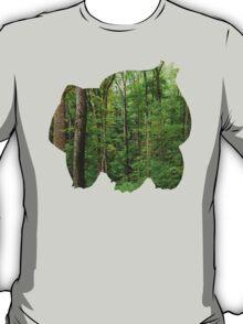 Bulbasaur used Growth T-Shirt