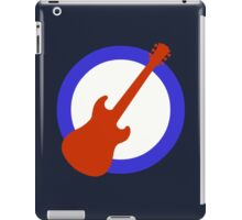 Guitar Mod Distressed iPad Case/Skin