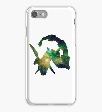 Rayquaza used Dragon Pulse iPhone Case/Skin