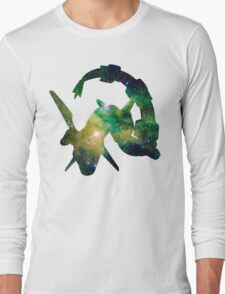 Rayquaza used Dragon Pulse Long Sleeve T-Shirt