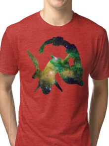 Rayquaza used Dragon Pulse Tri-blend T-Shirt