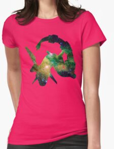Rayquaza used Dragon Pulse Womens Fitted T-Shirt
