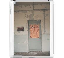 empty room iPad Case/Skin