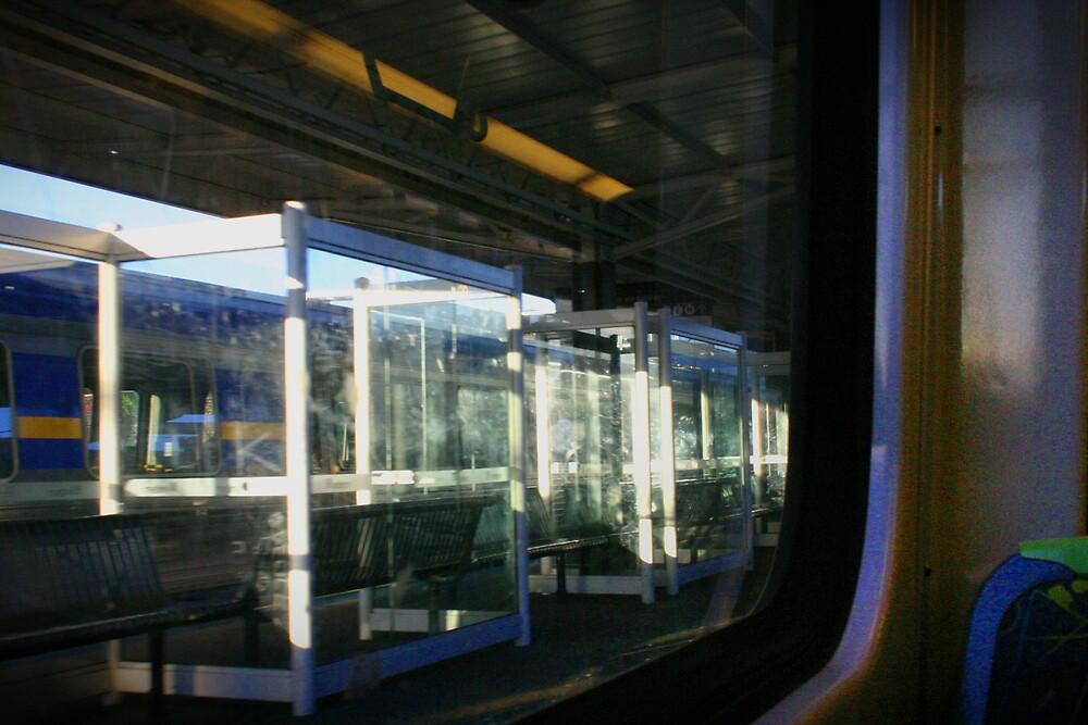 passing through richmond station 2 by rick strodder