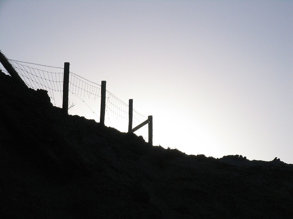 Border by Jeremy Mawson