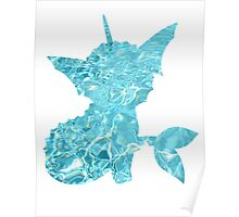 Vaporeon used Surf Poster
