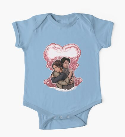 Love in Space Kids Clothes