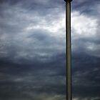 Lone Pole by YC Lo