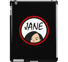 Jane iPad Case/Skin