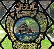 Battleship Window by Yampimon