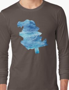 Totodile used Surf Long Sleeve T-Shirt