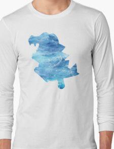 Totodile used Surf Long Sleeve T-Shirt