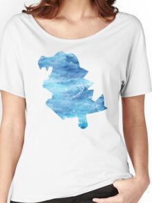 Totodile used Surf Women's Relaxed Fit T-Shirt