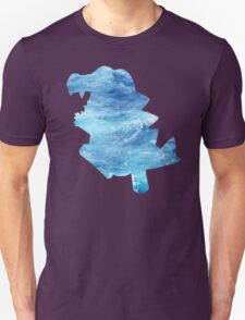 Totodile used Surf T-Shirt
