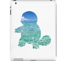 Squirtle used Bubble iPad Case/Skin