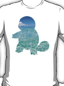 Squirtle used Bubble T-Shirt