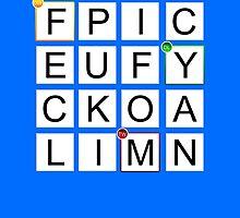 Ruzzle by badboy7