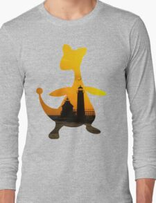 Ampharos used Flash Long Sleeve T-Shirt