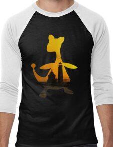 Ampharos used Flash Men's Baseball ¾ T-Shirt