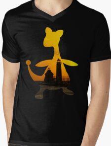 Ampharos used Flash Mens V-Neck T-Shirt