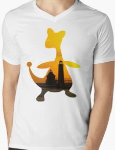 Ampharos used Flash Mens V-Neck T-Shirt
