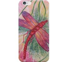 Mandala : Dragonfly Dreams iPhone Case/Skin