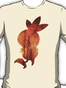 Torchic used Overheat T-Shirt