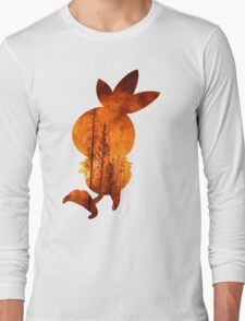 Torchic used Overheat Long Sleeve T-Shirt