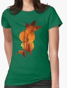 Torchic used Overheat Womens Fitted T-Shirt