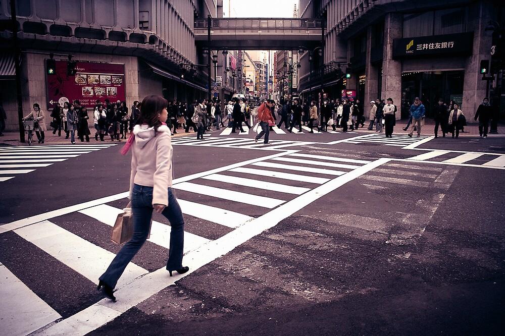 crossing by meanderthal