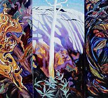 Mt. Frankland Twilight by Brita Lee