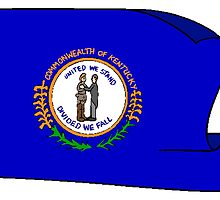 Kentucky State Flag by kwg2200