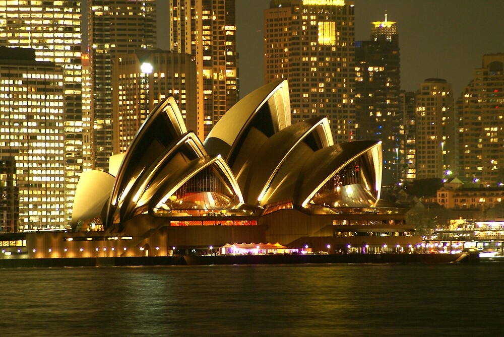 Opera House by jaemes