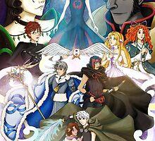 Rise of the Tsubasa Chronicles by tegannat