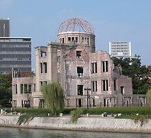 Hiroshima by rodneyaf