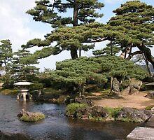 A park in Japan by rodneyaf
