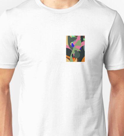 Color Coupage 01 Unisex T-Shirt
