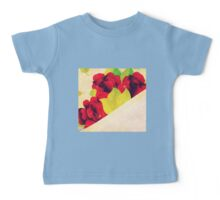 Red roses 4 Baby Tee