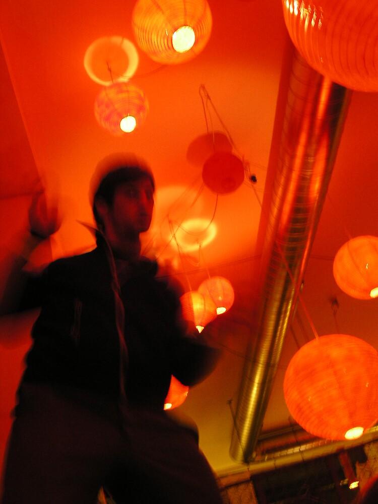 Dances with redbubbles by Ezizza