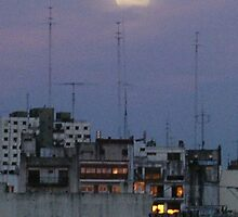 Balvanera, Buenos Aires by Ezizza