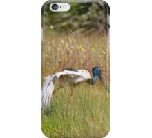 Jabiru Yoga iPhone Case/Skin