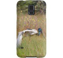 Jabiru Yoga Samsung Galaxy Case/Skin