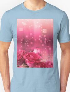 Roses in a Magic Light 2 T-Shirt