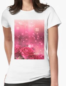 Roses in a Magic Light 2 T-Shirt