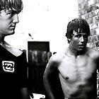 the boys by Jaimi Sands