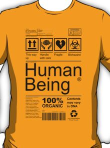 Human Being - Light T-Shirt